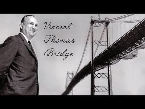 Maritime Minute: Vincent Thomas Bridge