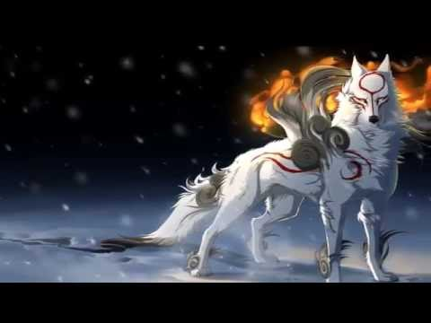 Anime Wolves {She Wolf- Falling to peices, David Guetta ft Sia. NIGHTCORE}