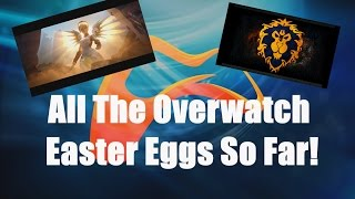 Overwatch Easter Eggs, Secrets And All The Pop-culture References