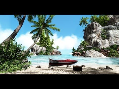 Cryengine island