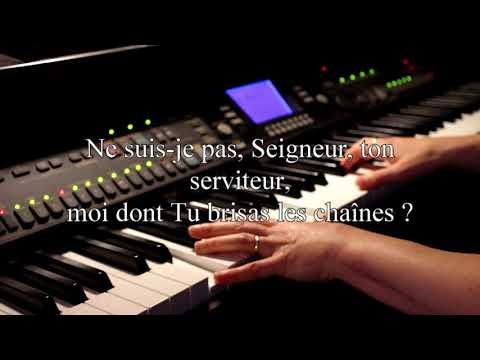 Psaume 115 - Jeudi Saint - Bénis soient la coupe et le pain - version live en si mineur