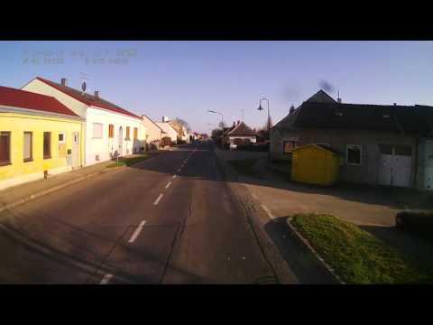 Austria. Road 303, 25-0 km. 2017-03, 1x