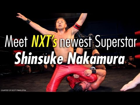 Who is Shinsuke Nakamura? - What you need to know...