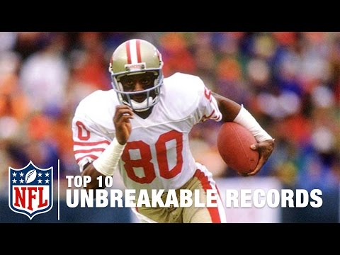 Top 10 Unbreakable Records | Total Access | NFL