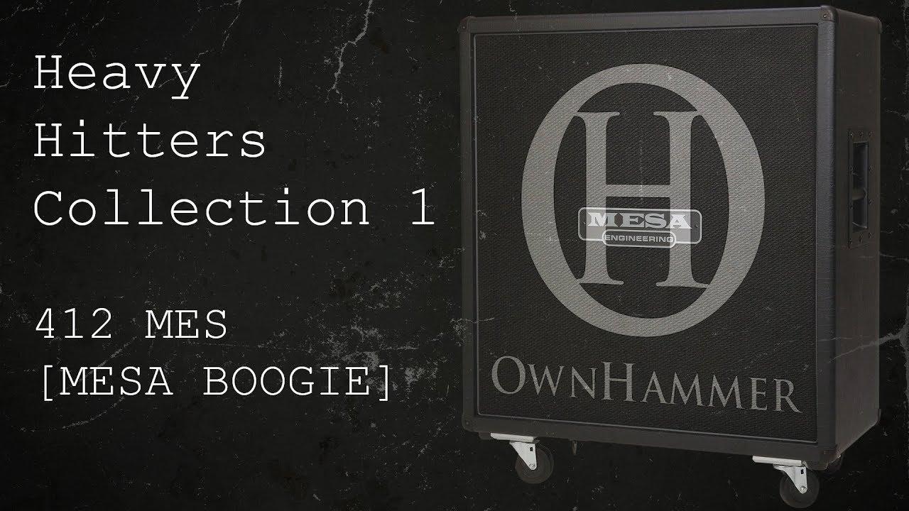 Ownhammer - 412 MES [MESA BOOGIE] - Julian Daniels