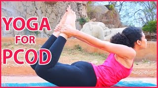 6 Effective Yoga Asanas For PCOD & Hormonal Imbalance