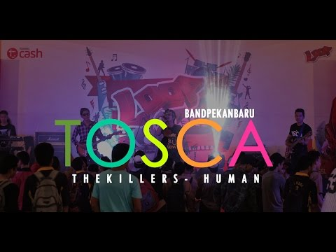TOSCA - BANDPEKANBARU - THEKILLERS - HUMAN (LIVE CONCERT) LOOP MUSIC