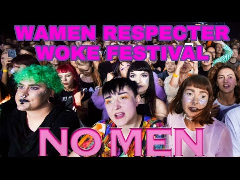 RESPECT WAMEN - SWEDEN HOLDS 'MAN FREE' MUSIC FESTIVAL Mp3