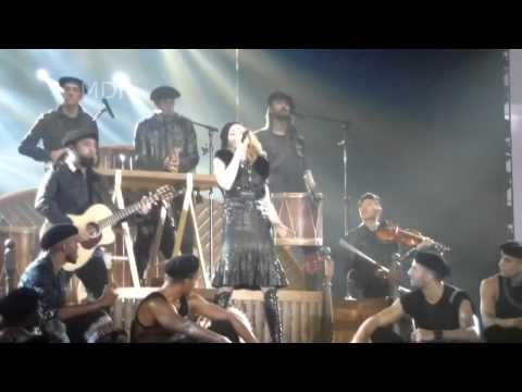 Download lagu baru Madonna - Live in Birmingham - jul 19th 2012 - Masterpiece - MDNA Tour gratis