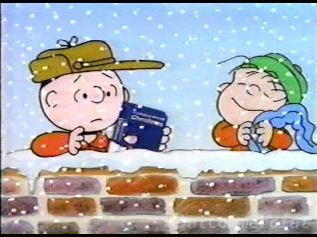 A Charlie Brown Christmas Vhs.A Charlie Brown Christmas 50th Anniversary 50 Things To