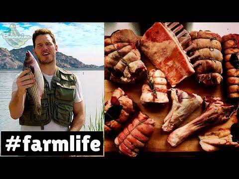 Chris Pratt's Controversial Meat Farm | Vegans Lose Their Minds
