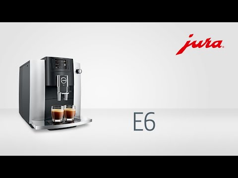 JURA   E6   Kaffeevollautomat - fully automatic coffee machine