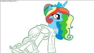 My Little Pony Coloring Pages Game #145🎨✨ 💖, Май Литл ПОНИ Раскраска Игра🎨💖✨✨#145