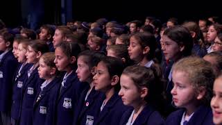Avinu Malkeinu with One Thousand Students