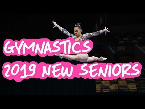 Gymnastics - 6 Amazing 2019 New Seniors