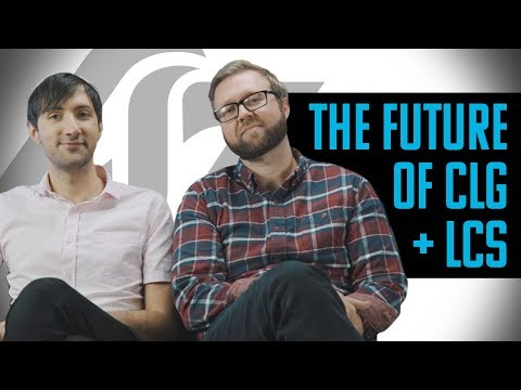 From HotshotGG & Nick Allen - The Future of CLG and NALCS