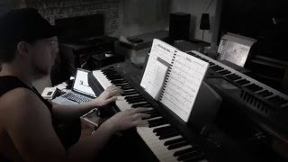 Slum Village Selfish Piano Cover Kanye West John Legend