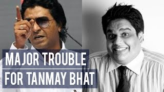 Major trouble for Tanmay Bhat over video mocking Sachin Tendulkar and Lata Mangeshkar