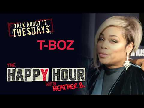 TBOZ on The Happy Hour with Heather B.