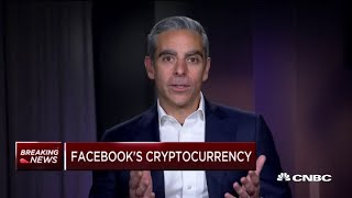 Facebook's digital wallet project head speaks with CNBC