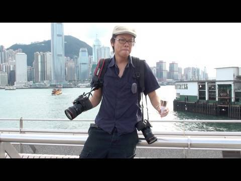 Canon 550D vs 50D Hands-on Review - DigitalRev TV