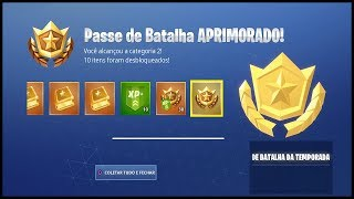 FORTNITE THEME and BATTLE PASS 10!
