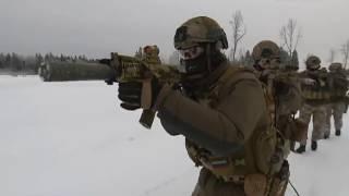 Работа сил специальных операций РФ в Сирии