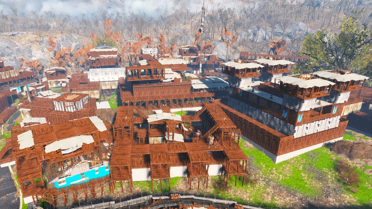 fallout 4 build guide settlement