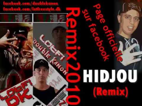 album lotfi double kanon remix 2010