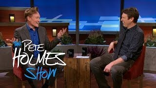 Conan O'Brien Won't Let His Parents Near His Show