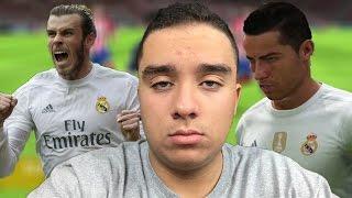 FIFA 16 IOS : MATCH EN LIGNE CONTRE DES GROS CHEATERS LOL