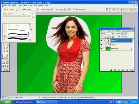 telugu photo shop tutorils
