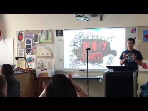 Natick High School | Poetry Slam | 2019