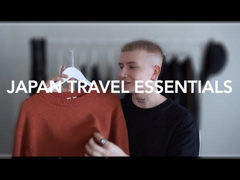 Japan Travel Essentials