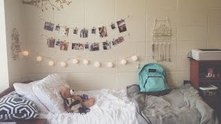 Dorm Room Tour! Fall 2014// Makeupkatie95 Thumbnail