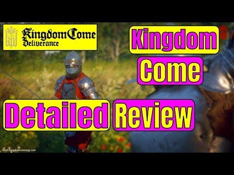 KINGDOM COME DELIVERANCE REVIEW - SHOULD YOU BUY? Kingdom Come Deliverance review Xbox One