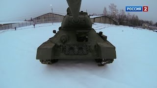 ПОЛИГОН. Танк Победы