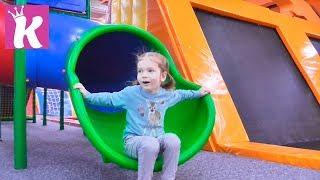 ПАРК Развлечений для детей! Детская игровая комната Entertainment for children kids play