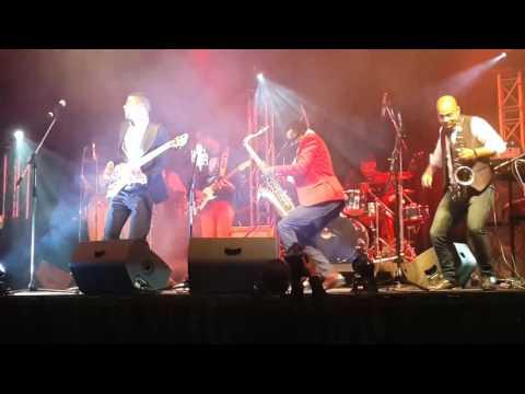 Jonathan Rubain band ft Ayo