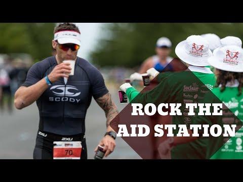 Marathon Tips Aid Stations