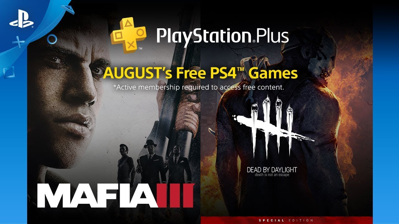 Psn November Free Games 2020.Playstation Plus November 2019 All The Free Ps4 Games You