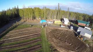Cool Cache Farms Spring 2016 Drone Aerial
