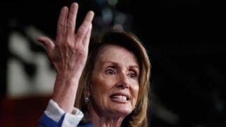 Nancy Pelosi calls the GOP tax cuts 'unpatriotic'