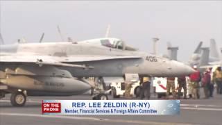 Rep. Lee Zeldin: Russia Testing Us, I Hope It Doesn