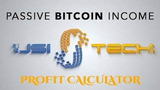 USI Tech Calculator - How To Calculate BTC Package Profit