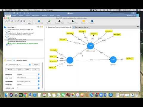 PLS-SEM Series Using SmartPLS: 4. Evaluating Mediating Effect (Mediator Analysis)