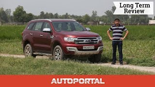 Ford Endeavour 3.2 Long Term review - Autoportal