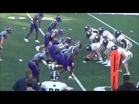 HIGHLIGHTS OF EAST VS NEWNAN HIGH SCHOOL FOOTBALL GAME