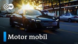 Zu Gast in LA: Der Audi e-Tron GT | Motor mobil