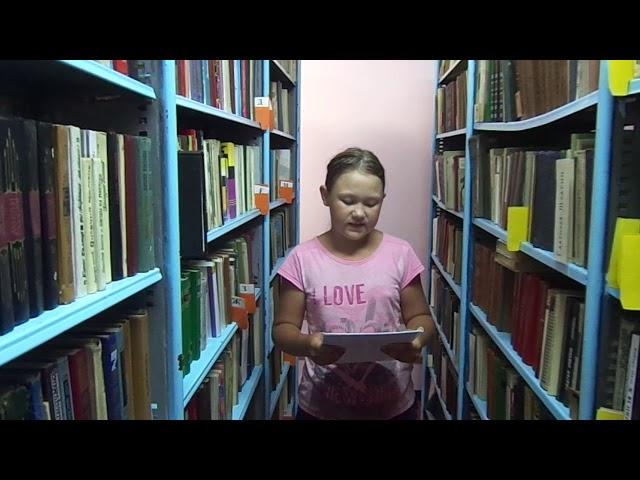 Изображение предпросмотра прочтения – АринаЖукова читает произведение «В окне мелькнула тень» А.А.Ахматовой